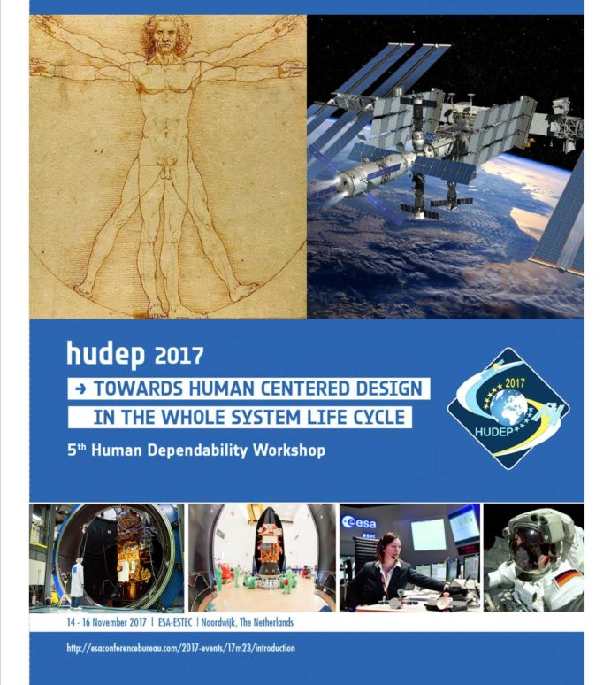 Human Dependability Workshop at ESA-Hudep 2017