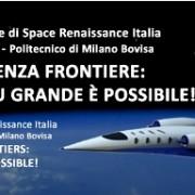 Congresso di Space Renaissance Italia, Milano 8-9 Maggio