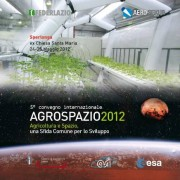 Italian Mars Society alla Agrospaceconference