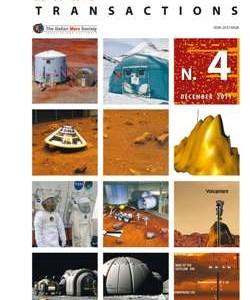 """È disponibile il IV numero di """"Mars Transactions"""""""