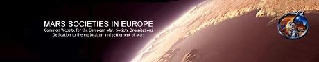 È online il sito web delle Mars Society europee