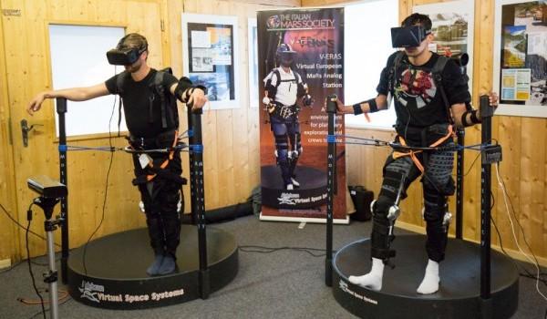 Virtual simulation at Amadee – 15