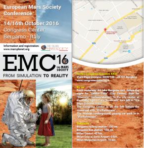 Flyer EMC 2016