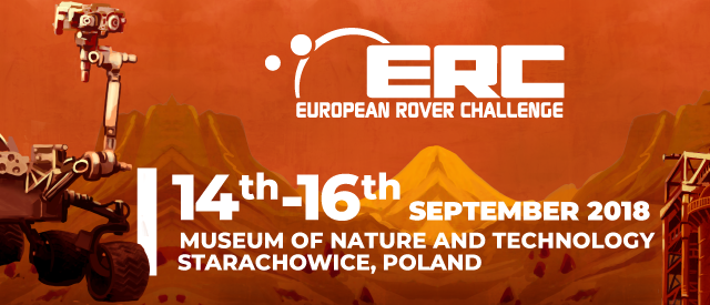 Mars at your fingertips at European Rover Challenge