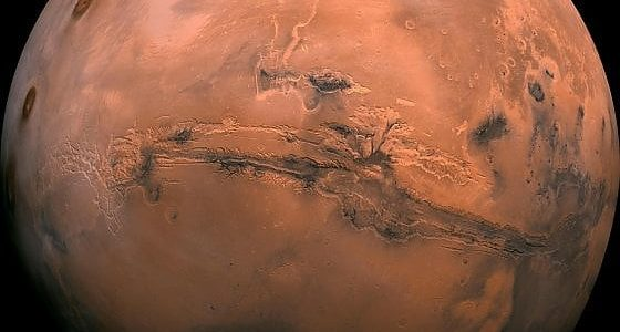Caltech study confirms oxygen in water on Mars