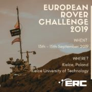 Europen Rover Challenge 2019