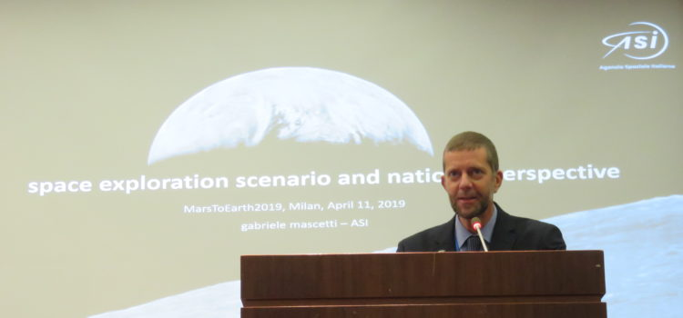 Conclusion of Mars To Earth Conference