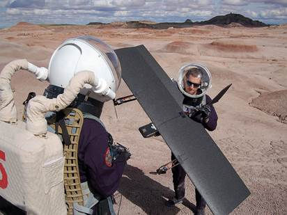 Mission at MDRS successfully concluded
