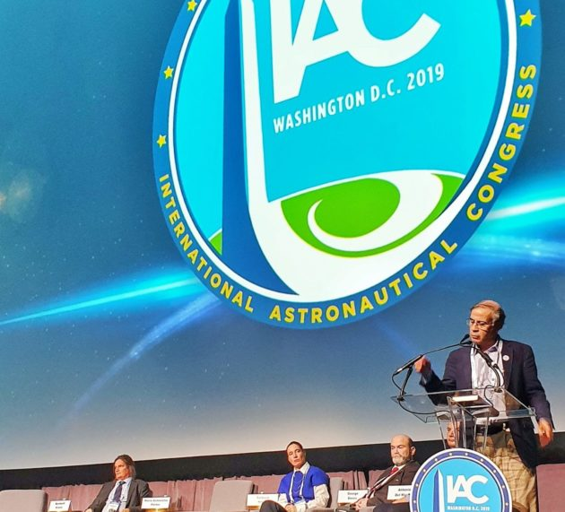 Closing of GNF at IAC 2019