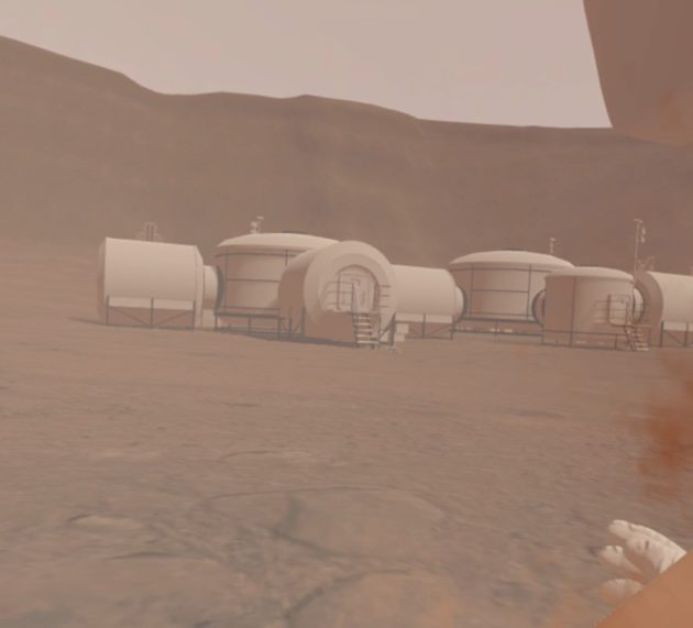 Mars Station in VR on Steam