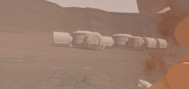 Mars Station in VR on Steam