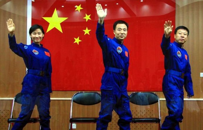 China Unveils Plan To Send Astronauts To Mars
