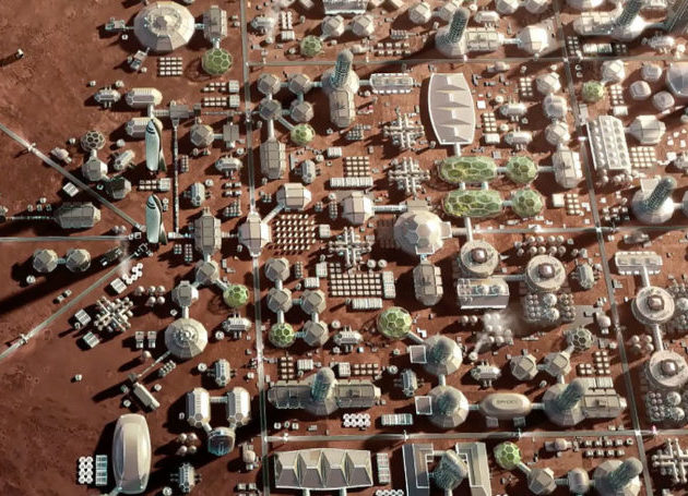 Mars City State Design Competition Announced