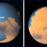 Marte, quattro miliardi di anni fa sul pianeta scorrevano grandi fiumi come Po e Reno: la scoperta italiana