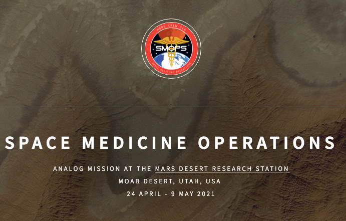 SMOPS Space Medicine OPerationS