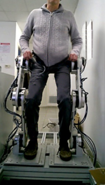 Mars-ExoS:  an Exoskeleton for Mars / Moon