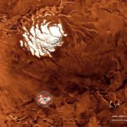 New Marsis data discover  multiple subglacial water bodies below south polo of Mars