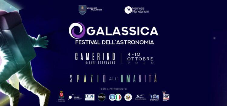 Talk  al Festival dell'Astronomia di Camerino