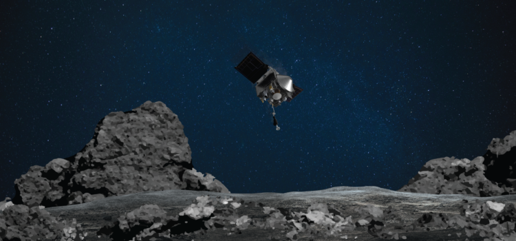 NASA's OSIRIS-REx Spacecraft Successfully Touches Asteroid