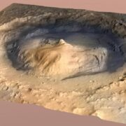 Ancient Martian Megaflood: Floods of Unimaginable Magnitude Once Washed Through Gale Crater on Mars' Equator
