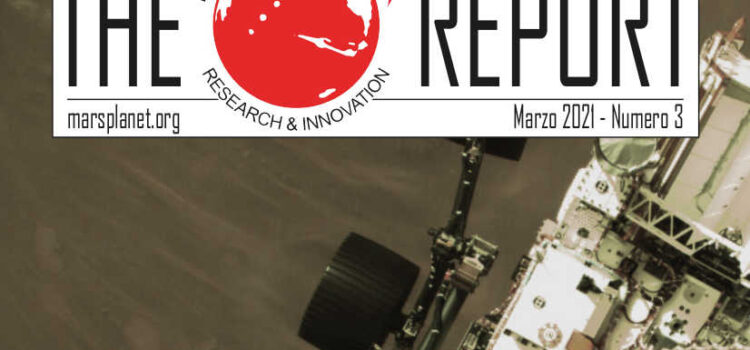 Third number of The Mars Planet Report
