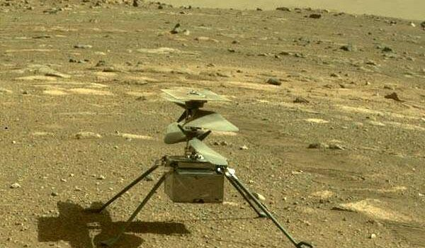 NASA delays Mars copter flight for tech check