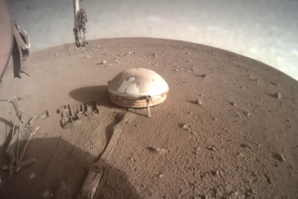 NASA's InSight Mars lander detects 3 biggest marsquakes to date