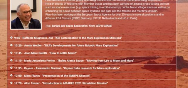 Mars To Earth Conference 3th Edition