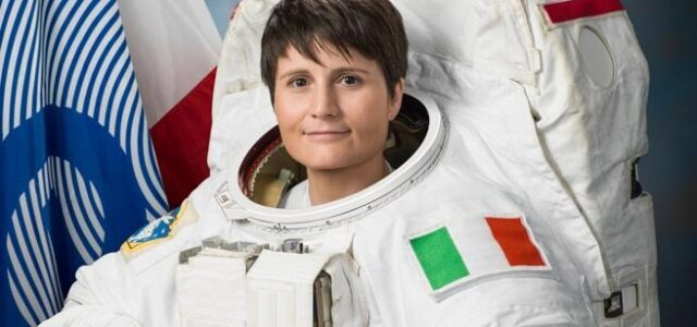 Samantha Cristoforetti first European women as Commander on ISS next Mission.