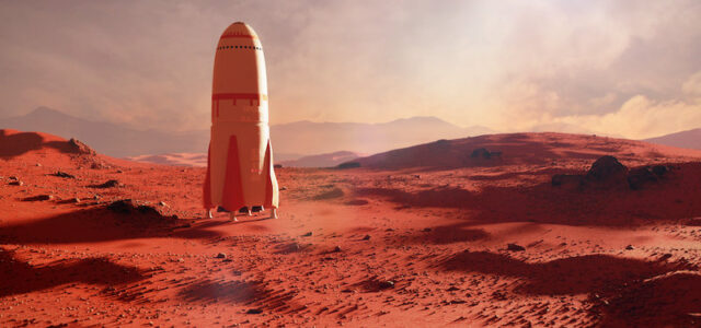 Will it be safe for humans to fly to Mars?