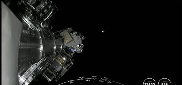 D-Orbit (www.dorbit.space) announces successful launch of another ION Satellite Carrier (ION)
