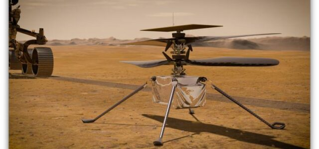 NASA's Mars helicopter Ingenuity could keep flying the Martian skies for months