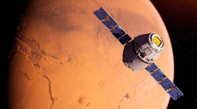 China's Tianwen-1 enters orbit around Mars