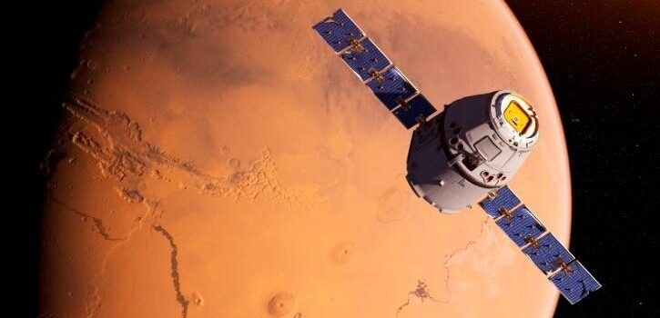 China's Tianwen-1 enters orbit around Mars