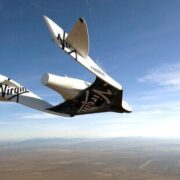 Virgin Galactic : The Space Tourism starts